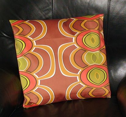 Custom Made Crop Circles Pillow Case