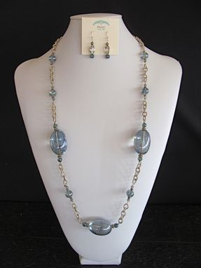 Custom Made Ethereal Heated Quartz On Vintage Chain