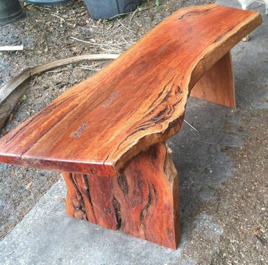Custom Made Ponder Bench