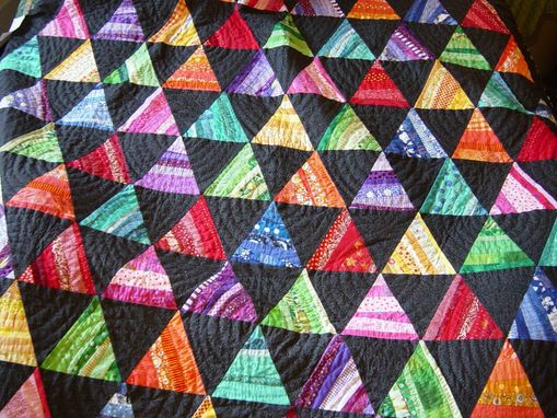 Custom Made De Colores Quilt