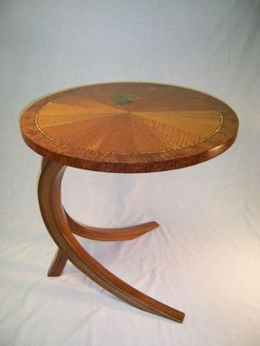 Custom Made Curvaceous Table Leg