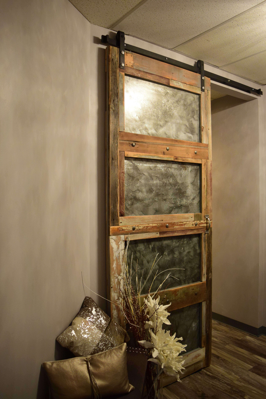 Hand Crafted Custom Barn Doors Built From Reclaimed Barn