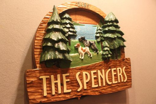Custom Made Home Signs | House Signs | Cabin Signs | Cottage Signs | Family Name Signs | Lodge Signs