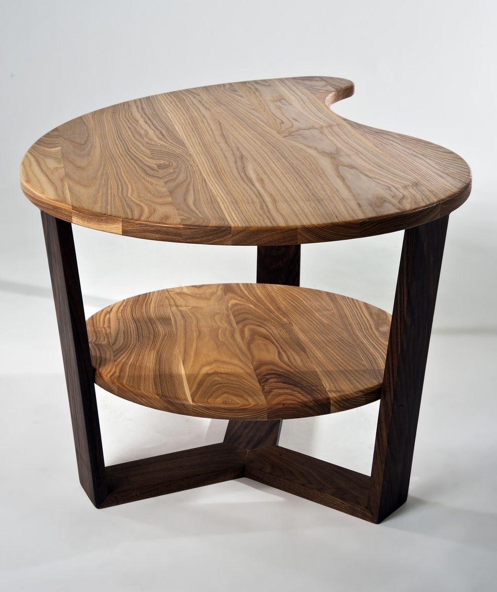 hand crafted ying yang yong tables - modern modular tables
