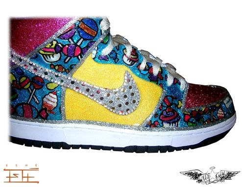 Custom Made Cup Cake Dunks