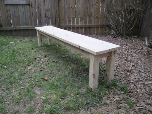 Custom Made Camille's Two Dining Benches