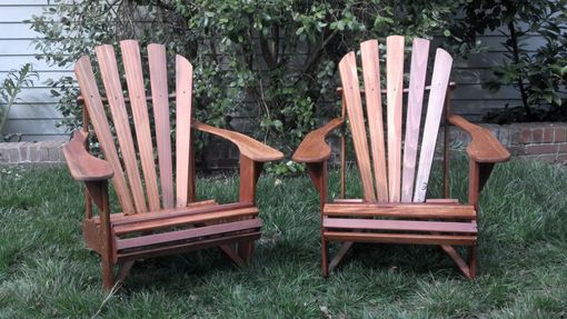 Custom Made Adirondack Chairs
