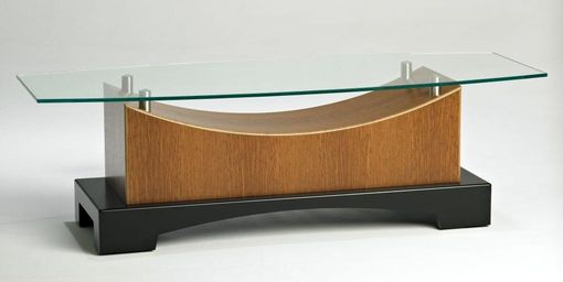 Custom Made Channel Cocktail Table