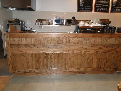 Custom Made Cabinetry  For Whole Store.
