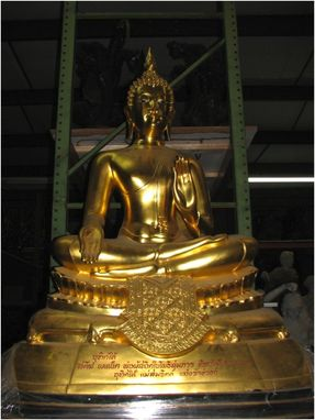 Custom Made Large Buddha