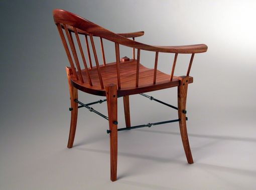 Custom Made Readers' And Writers' Chair