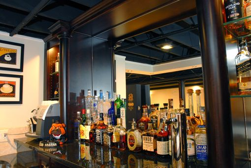 Custom Made Bar