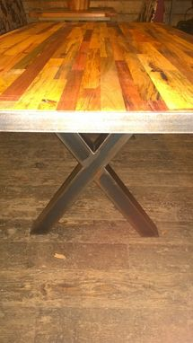 Custom Made Reclaimed Wood Dining Room Tables