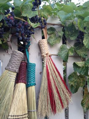 Custom Made Whisk Broom