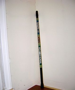 Custom Made Celtic Knot Work Animals Custom Painted Walking Stick