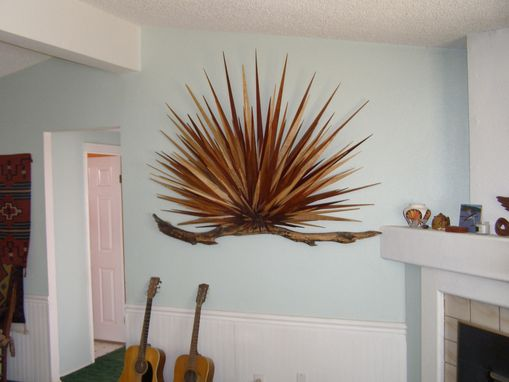 Custom Made Wooden Yucca For Sale