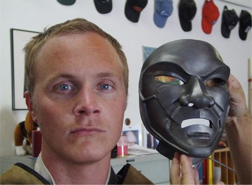Custom Made Heroes Masks