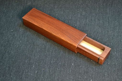 Custom Made Honduran Rosewood Secret Box