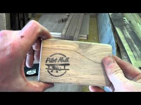 Custom Made Business Card Case