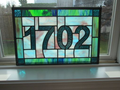 Custom Made Address Panel