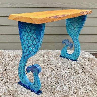 Custom Made Mermaid Table