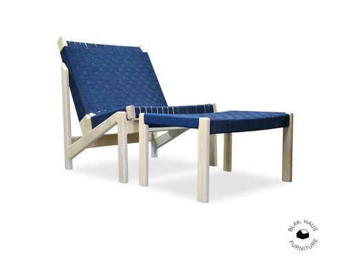 Custom Made North Lounge Chair