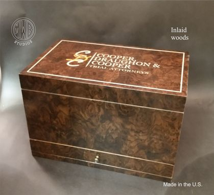 Custom Made Humidors Handcrafted In The U.S.  Hd100-1