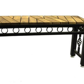 Custom Made Floating Entryway Bench By The Nine 5 Gallery Custommade Com
