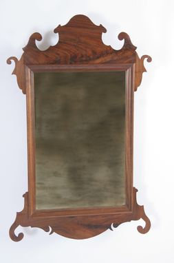 Custom Made Chippendale Mirror