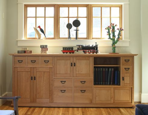 Custom Made Tansu Sideboard
