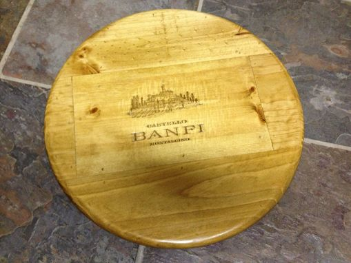 Custom Made Castello Banfi Lazy Susan- 16""