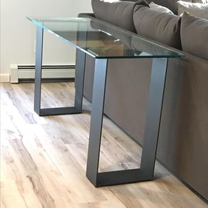 Custom Sofa and Console Tables | Artisan Designed and Handcrafted ...