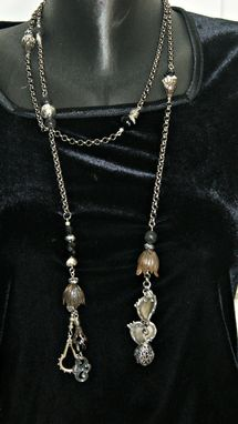 Custom Made Lariat Necklace - Custom Made To Order