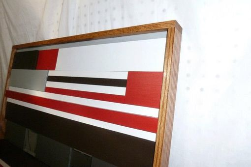 Custom Made Decorative Abstract Mirror