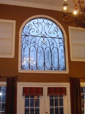 Custom Made Window Grill