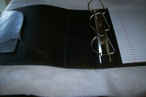 Custom Made Leather Coast Guard Chief Petty Officer Charge Book