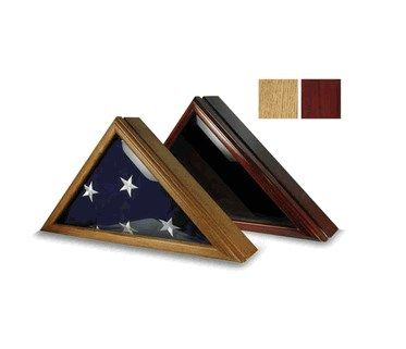 Custom Made Flag Display Case For 5ft X 9.5ft Flag