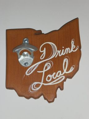 Custom Made Drink Local Ohio