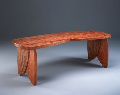 Custom Made Bee's Wing Coffee Table