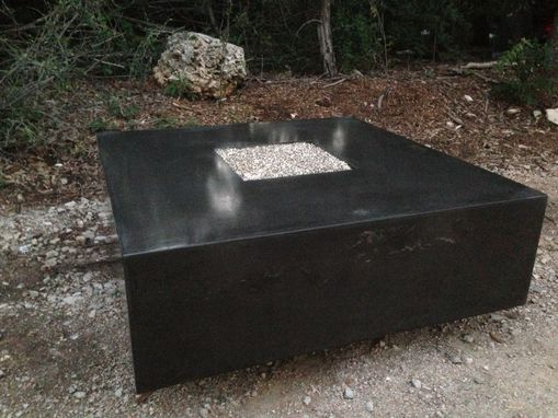 Custom Made Cfrc Concrete Fire Tables & Fire Pits