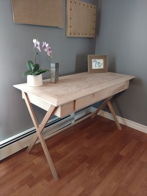 Custom Made Birch Campaign Desk