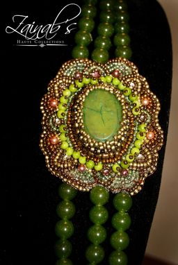 Custom Made Hand Made  Excuisite And Bead  Jewelry