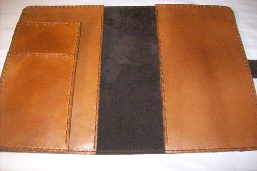 Custom Made Custom Leather Planner Cover