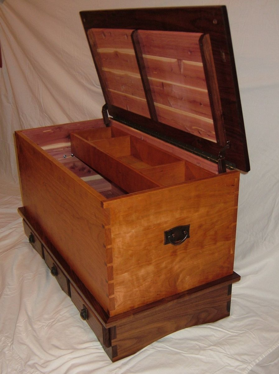 Custom Made Hope Chest By Ewoodshop Custommade Com