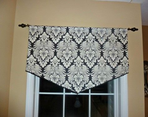 Custom Made Window Treatment