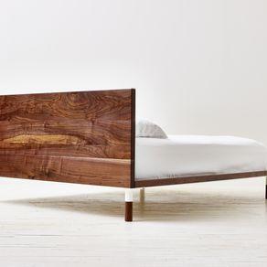 Beds bed frames and headboards headboards - Minimal platform bed ...