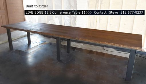 Custom Made Conference Tables
