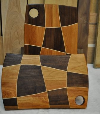 Custom Made Glessboard Cutting Boards