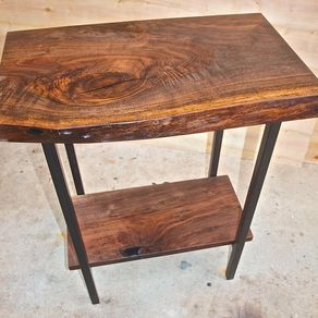 Antique Entryway Table live edge entry tables, hall tables and accent tables | slab