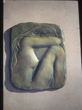 Custom Made Bas Relief Nude